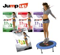 Booming Fitness Jump Up Trainingsprogramma - Complete Set