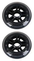 JD BUG Scooter Black Wheels (2 Pack) - Step Wielen