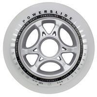 POWERSLIDE 84mm Infinity Wheels (4 Pack) - Skate Wielen