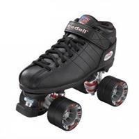 RIEDELL R3 Black - Derby Skates