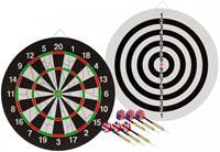 Abbey Darts Abbey Flocked Dartboard - Overige