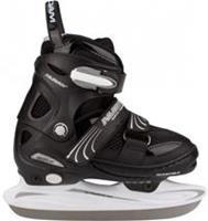 nijdam IJshockeyschaatsen Verstelbaar Semi Softboot Junior 3150