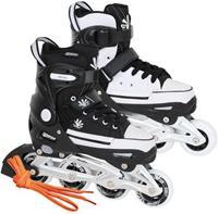 Tempish Magic Rebel Inline Skates junior zwart/wit /32