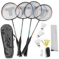 Professionele Badminton Set (Inclusief Net)