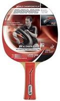 Tafeltennisbat Waldner 600 zwart/rood