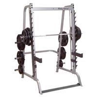 Body-Solid Series 7 Linear Bearing Smith Machine