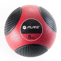 Pure2Improve Medicine Ball 8kg