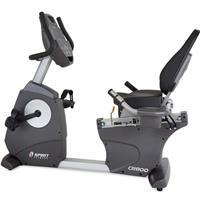 Spirit CR800 Recumbent Hometrainer Professioneel
