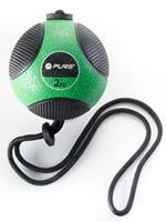 Pure2Improve Medicine ball with Rope 2kg
