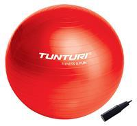 Tunturi Fitnessbal Gymbal Rood - 65 cm