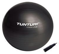Tunturi Fitnessbal Gymbal Zwart - 65 cm