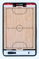 coachboard zaalvoetbal 35 x 22 cm