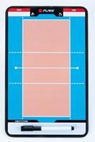 Pure2Improve coachboard volleybal 35 x 22 cm