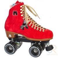 MOXI ROLLERS Lolly Poppy Red - Rollerskates