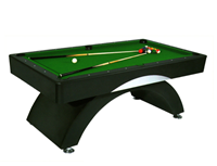 TopShot Air-Barrel Pooltafel
