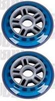 JD BUG Scooter Blue Wheels (2 Pack) - Step Wielen