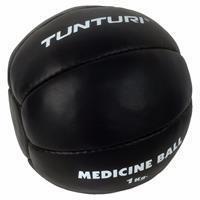 Tunturi Medicijnbal Zwart - 1kg