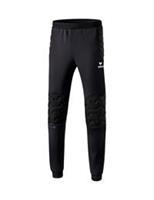 Erima Elemental Goalkeeper Pants with narrow waistband Senior - Black - L