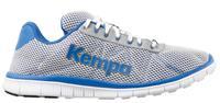 Kempa K-Float Schoenen - Heren - Zilvergrijs / Royal Blauw