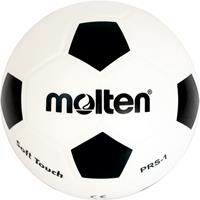 Molten Voetbal Soft PRS-1 240gØ190 mm wit/zwart