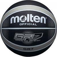Piri Molten Basketbal BGR7 Zwart Zilver