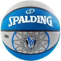 Uhlsport Spalding Basketbal NBA Dallas Mavericks Blauw/Grijs