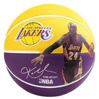 Uhlsport Spalding Basketbal NBA Spelersbal Kobe Bryant