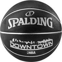 Uhlsport Spalding Basketbal NBA Downtown Brick Outdoor Zwart