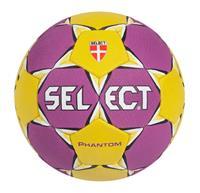 DerbyStar Select Handbal Phantom Geel/Paars