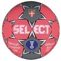 DerbyStar Select Handbal Solera rose/grijs maat 3