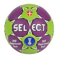 DerbyStar Select Handbal Solera paars/groen