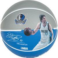 Uhlsport Spalding NBA Spelersbal Dirk Nowitzki