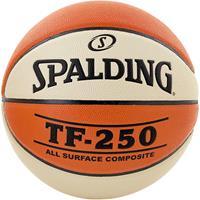 Uhlsport Spalding Basketbal TF250 All Surface Composite maat 6