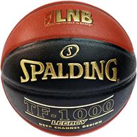 Uhlsport Spalding Basketbal LNB TF1000 Legacy Zwart/Oranje