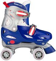 nijdam Rolschaatsen Roller Rage jongens blauw