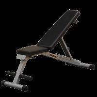 Body-Solid PowerLine PFID125X Trainingsbank / Fitnessbank