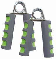 Schildkröt Schildkröt Fitness handknijpers 2 stuks grijs