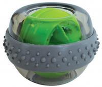 Schildkröt spin ball 70 mm grijs/groen