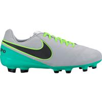 Nike Tiempo Legend VI FG Kids Wolf Grey