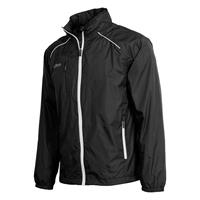 Reece Breathable Tech Jack Unisex - Black