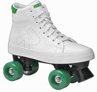 Roces Ace rolschaatsen dames wit/groen