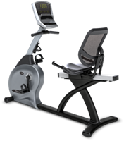 Visionfitness R20 Touch Ligfiets
