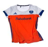 adidas Hockey Shirt Nederlands Elftal Heren Thuis Oranje