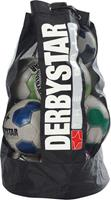 Derbystar Ballenzak 22 ballen - Zwart