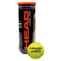 Head Padel ballen Pro 3 stuks