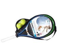 Angel Sports Tennisracket 27groen met hoes