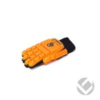 Brabo F3 Foam Glove Full Finger-irisH oranje-iris