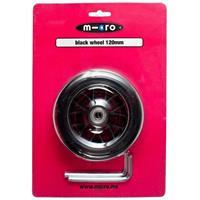 MICRO Black Wheel 120mm - Step Wiel