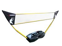 Mikasa 3-in-1 set - portable tennis, badminton en volleybal net
