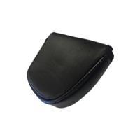 Elrey All Black Round Shape Headcover Putter